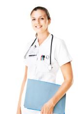 Her friendly demeanour puts patient's at ease