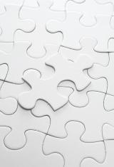puzzle blank pieces