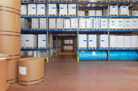 Paper warehouse