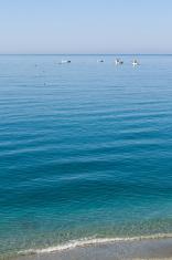 Blue Water Sea
