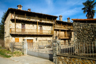 Catalonia country house