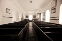 Church Interior Perspective