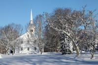 Winter in Cohasset