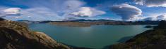 Largo Nordenskjöld Chile Patagonia Torres del paine