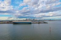 Melbourne port
