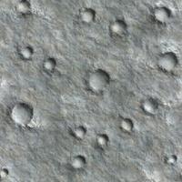 Lunar surface (Seamless texture)