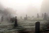 Graveyard In October