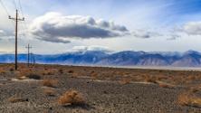 Road to Death Valley - Sierra Nevada Mountain Range