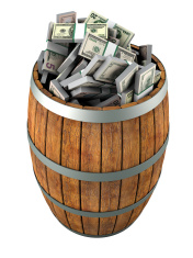 Barrel of Dollars from the Quantitative Facilities.