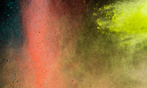 Color Powder for the indian Holi Festival