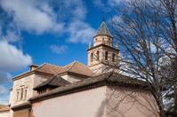 The famous Church in Granada