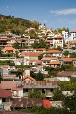 Haphazard Cypriot Town