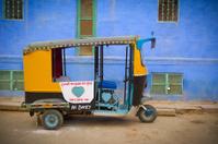 Moto rickshaw