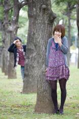 Hide and Seek Manga Stylee