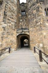 Alnwwick Castle Gate