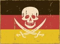 German Pirate Flag