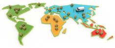 Worldwide Logistics Concept