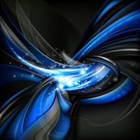 Vortex flash background