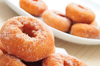 rosquillas, typical spanish donuts