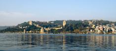 Rumeli Castle Panorama
