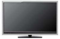 LCD / LED TV Vector Illustration.