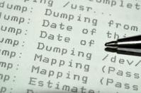 dump date
