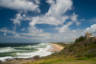 Sunshine Coast Seascape Pt Cartwright
