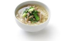 zha cai rou si mian, chinese noodle dish