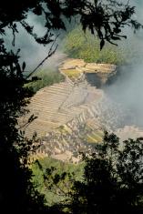 Hidden Machu Picchu