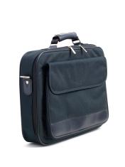 Textile briefcase