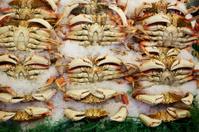 Alaskan King Crab In Market