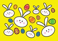 Easter Rabbit Pattern