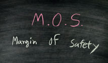 m.o.s.,margin of safety