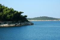 Rocky Coast, Cavtat, Croatia.