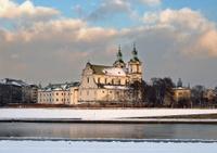 Skalka Church in Krakow, Poland