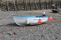 Small Motor Boat.