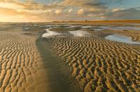 Sand Bar Sunset