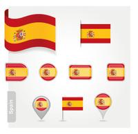 Spanish flag icon