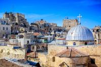 Christian Quarter, Old Town, Jerusalem