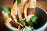 Sardine chips