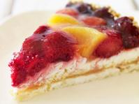 Delicous fruit cake