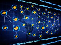 Internet communication digital concept