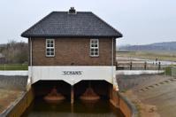 Pumping station Oude Schans.