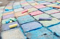 Child's chalk