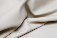 folded beige leather