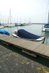 sailing boats at mariner in Ryde