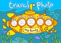 travel in submarine