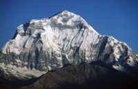 Dhaulagiri, Nepal, from Poon Hill