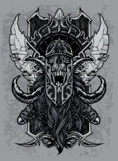 Elder Visigoth Skull