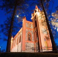 Church in Dukstos